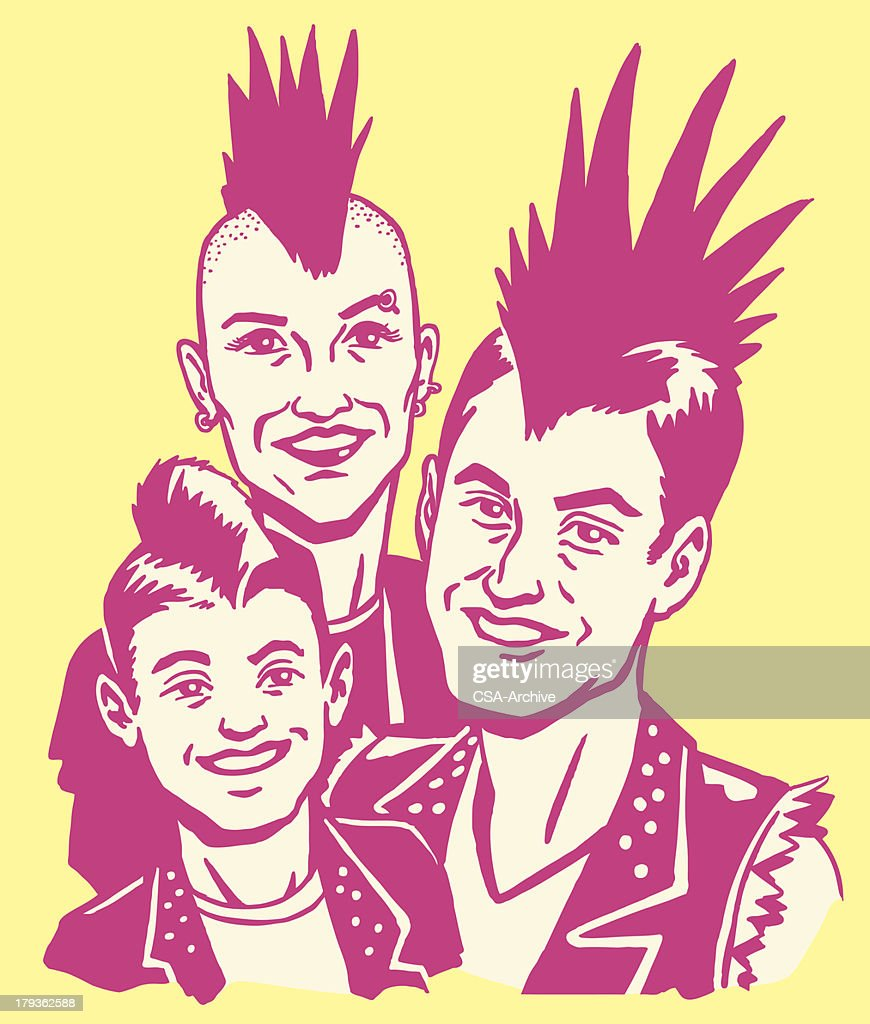 Punk Rock Family