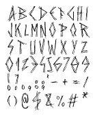 Punkwritting Font Big