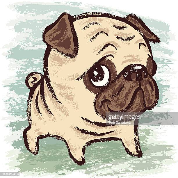319 pug high res illustrations getty images https www gettyimages com illustrations pug