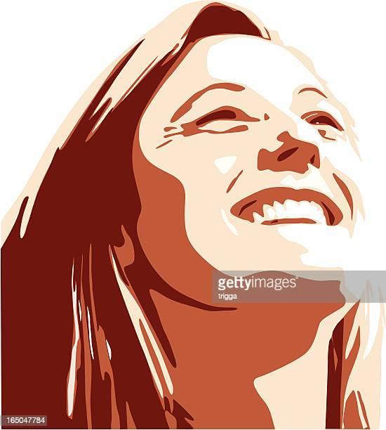 illustrazioni stock, clip art, cartoni animati e icone di tendenza di pura gioia! - sicurezza di sé