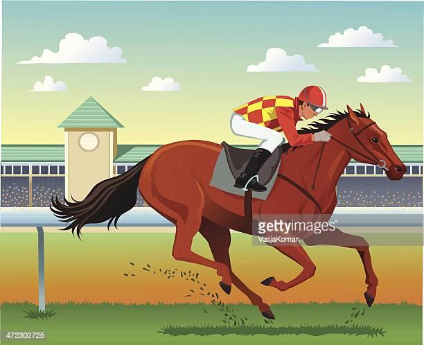 Corrida de Cavalos de Angorá