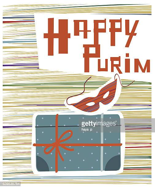 purim symbols and text - happy purim - {{relatedsearchurl('racing')}} stock illustrations, clip art, cartoons, & icons