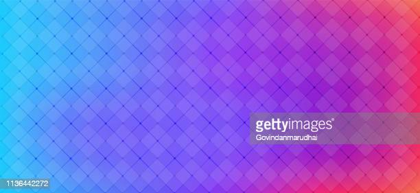 purple abstract background creative geometric wallpaper - awards ceremony stock illustrations