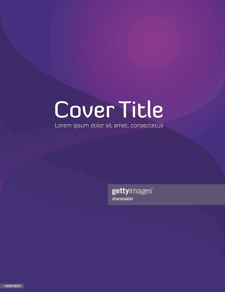 Purple Gradient Cover