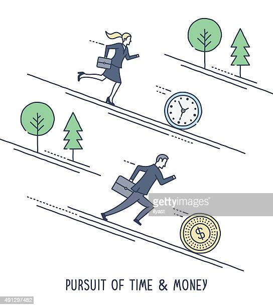 Pursuit of Time and Money