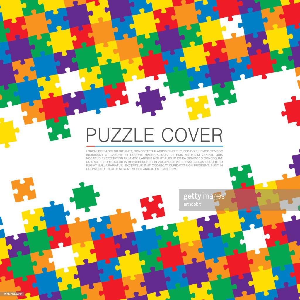 Puzzle cover art