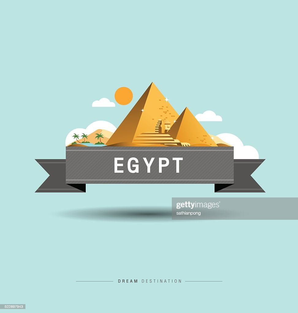 Pyramid, Sphinx, Egypt, travel, Landmark
