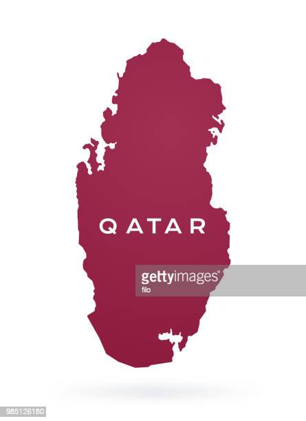 qatar - qatar stock illustrations, clip art, cartoons, & icons