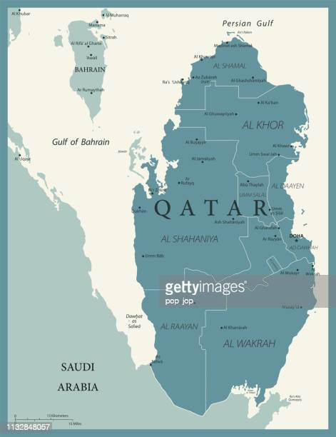 24 - qatar - vintage murena isolated 10 - bahrain stock illustrations, clip art, cartoons, & icons