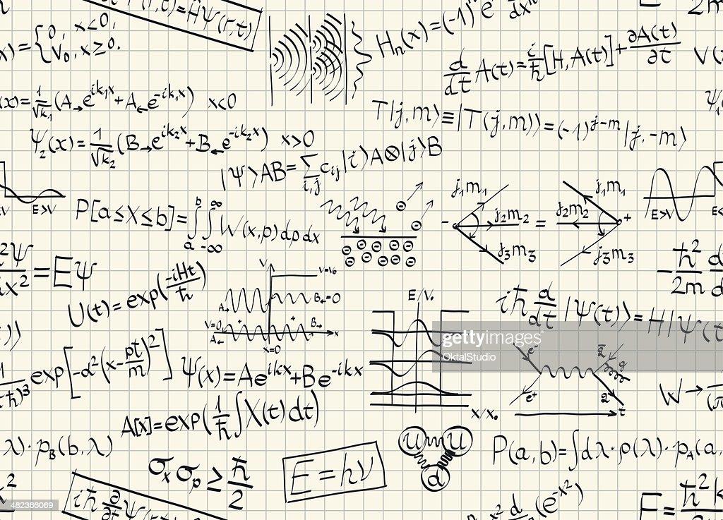 Quantum Physics Pattern