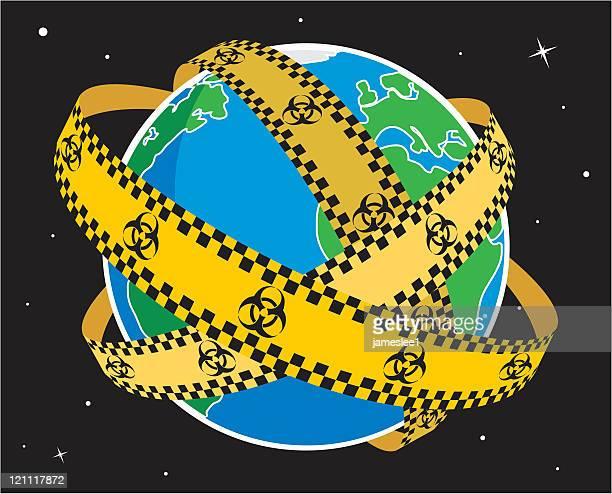 Quarantined Earth