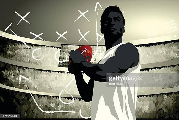 Quarterback focus