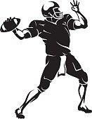 Quarterback Throw