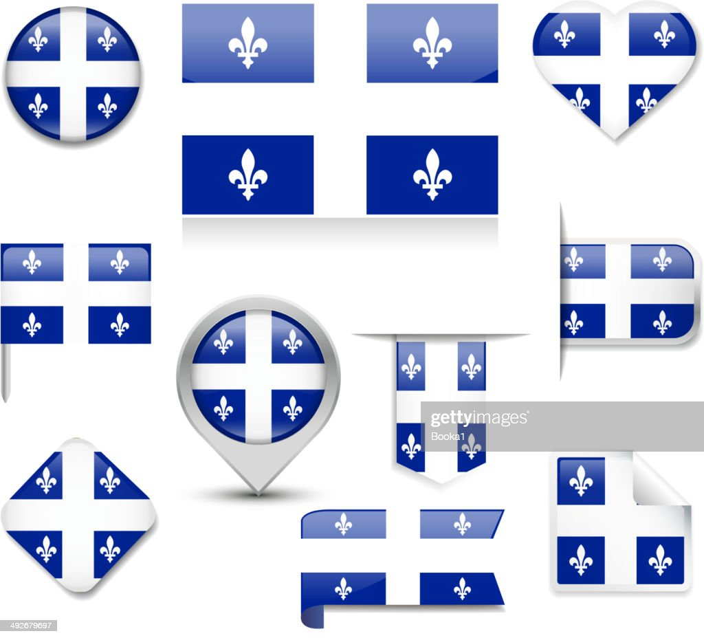 Quebec Flag Collection