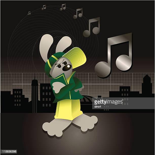 B. Rabbit the B-boy