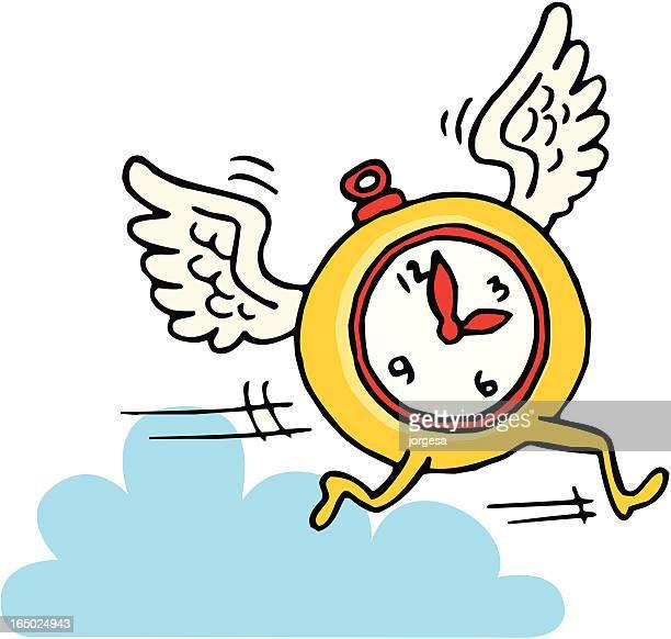 ilustrações, clipart, desenhos animados e ícones de corrida contra o tempo - segundo tempo esporte