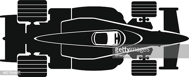 race car - race car stock illustrations, clip art, cartoons, & icons