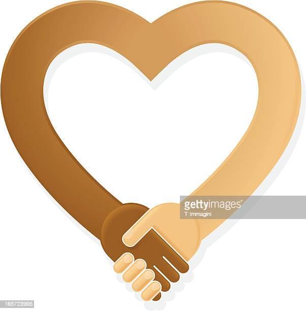 Race heart shape