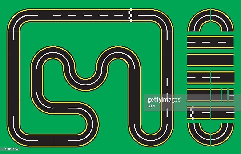 Racetrack Setup