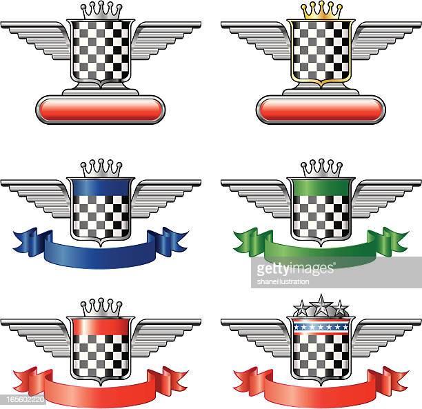 Racing Crests