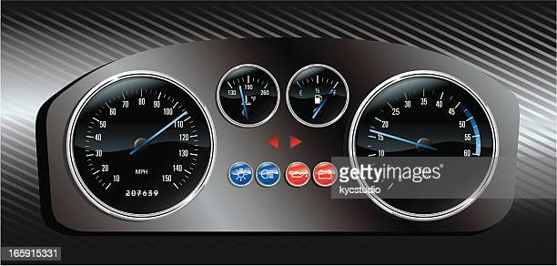 Racing dashboard