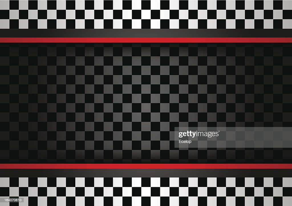Racing horizontal backdrop