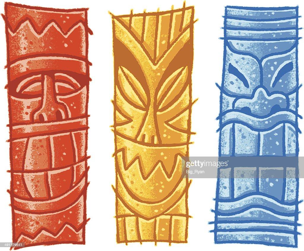 Tikis Hawaianos Great Tikis Hawaianos With Tikis Hawaianos  # Muebles Hawaianos