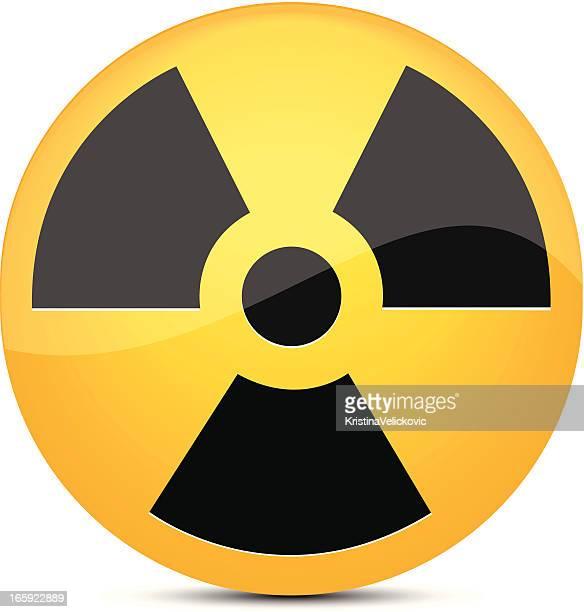 Simbolo di radiazioni