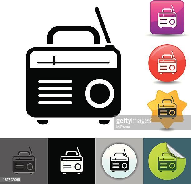 Radio icon | solicosi series