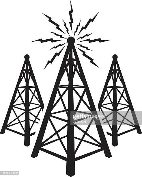 radio tower communication
