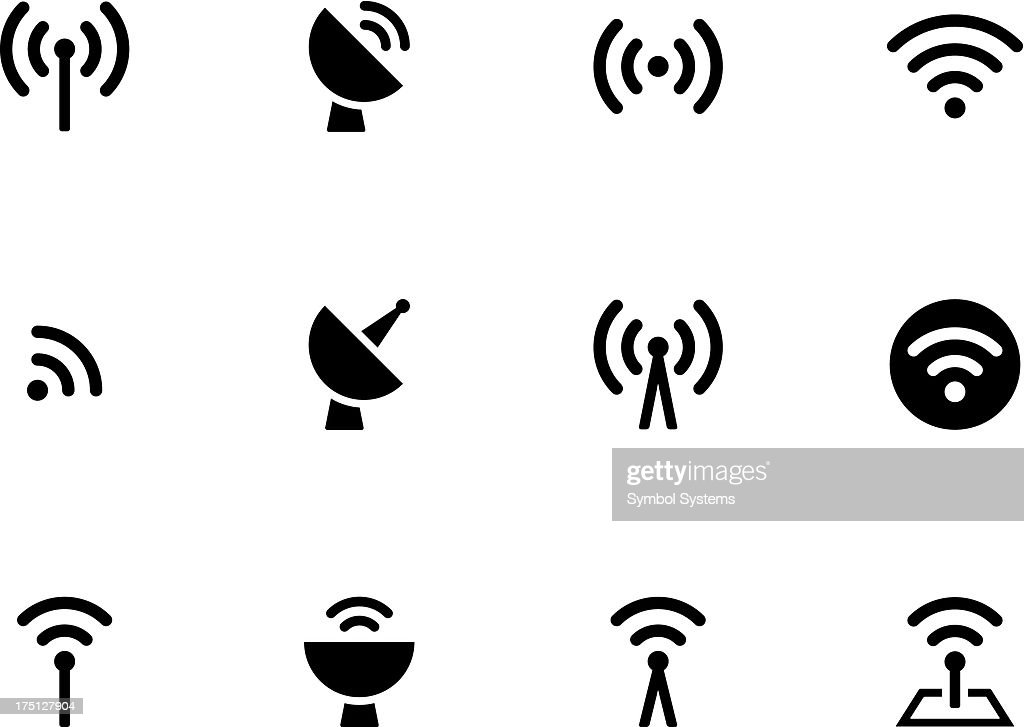 Radio Tower icons