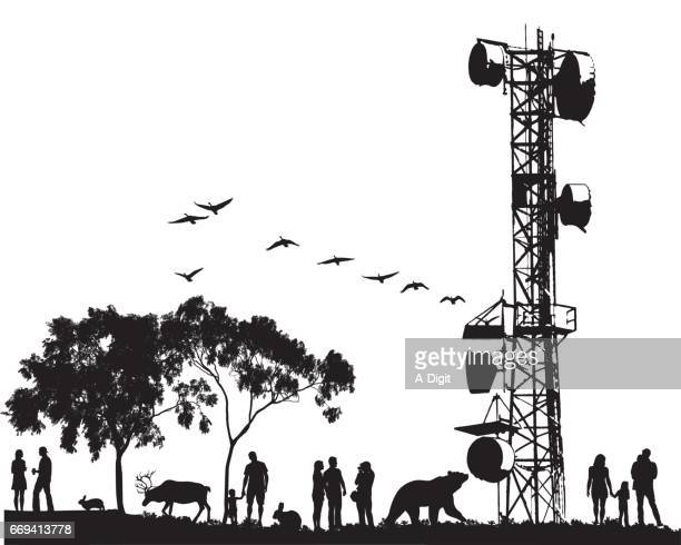 Radio Wave Exposure Increase