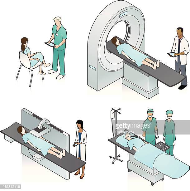 Radiology Illustration