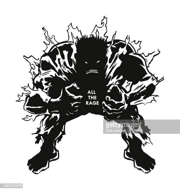 Rage Supervillain