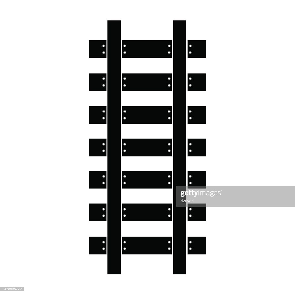 free railroad track clipart and vector graphics clipart me rh clipart me Railroad Track Border Railroad Track Border