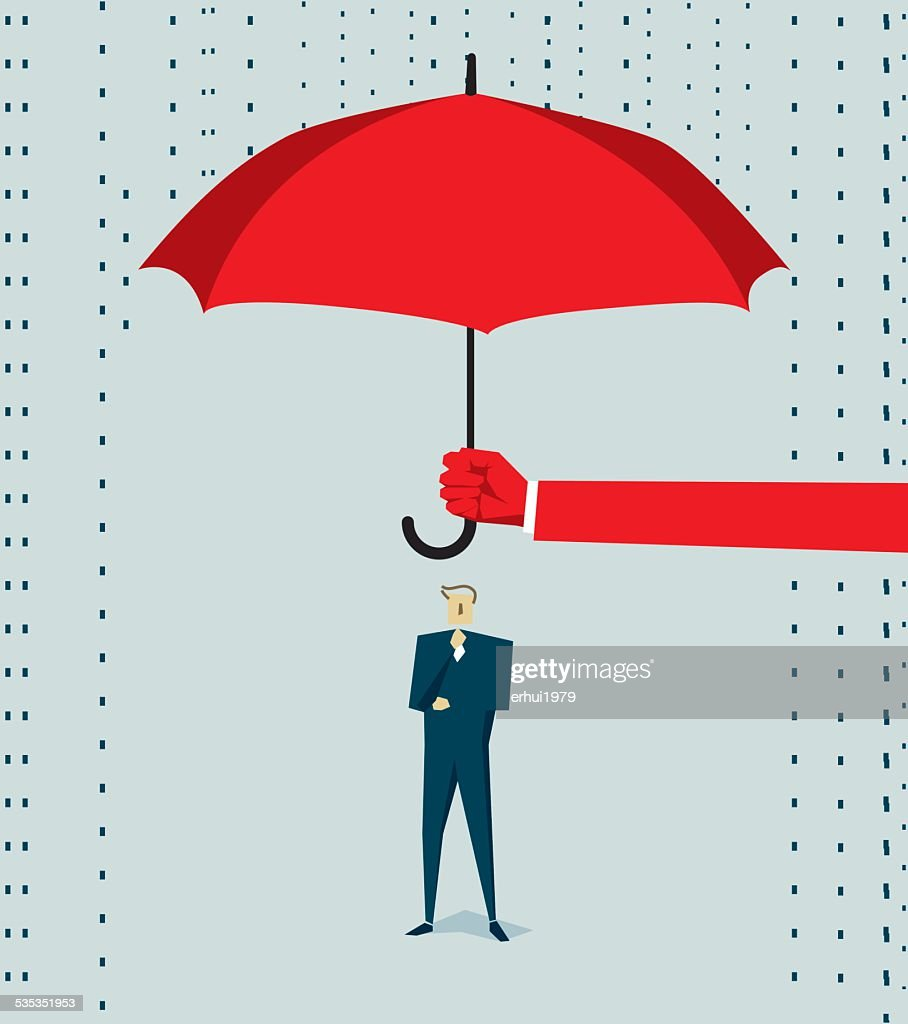 Rain : stock illustration