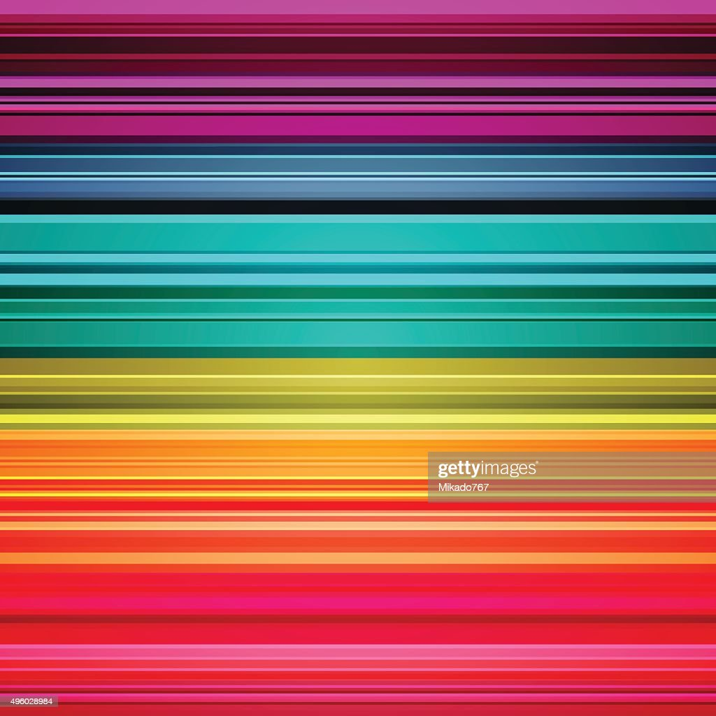 Rainbow colorful stripes abstract background