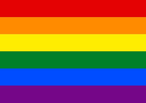 Rainbow Pride Flag LGBT Movement - gettyimageskorea