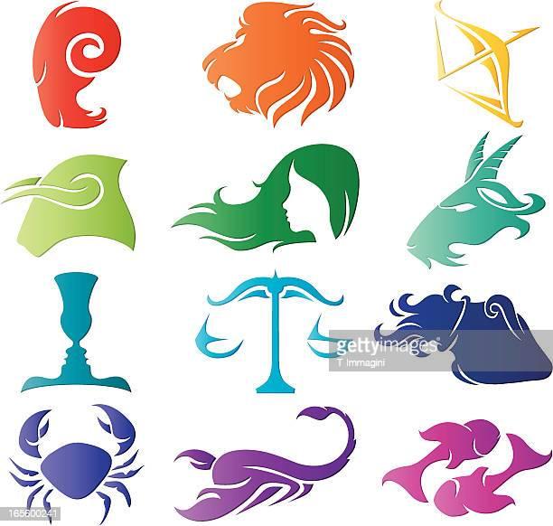 Rainbow Zodiac