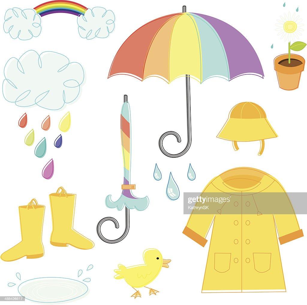 Rainy Day Essentials