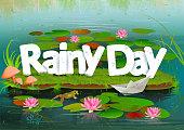 Rainy Day wallpaper background