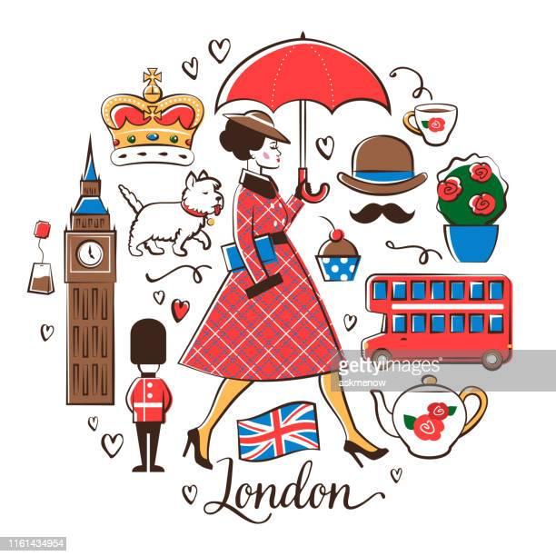 Londres pluvieux