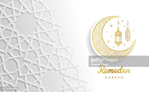 ramadan celebration card - islam stock illustrations