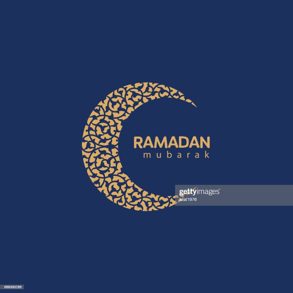 Ramadan Mubarak Beautiful Greeting Card Vector Art Getty Images