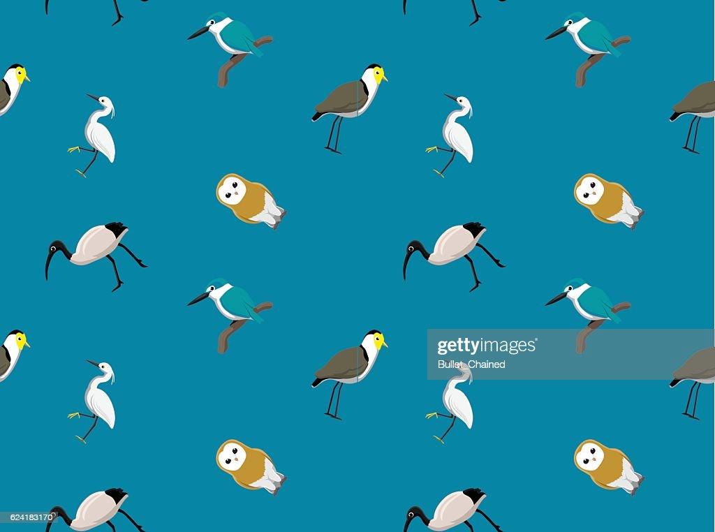 Random Australian Birds Wallpaper 2