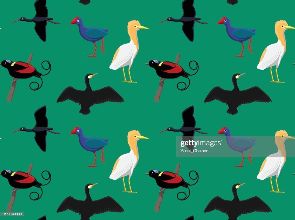 Random Australian Birds Wallpaper 4