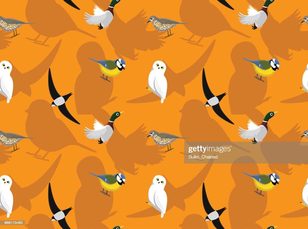 Random European Birds Wallpaper 5