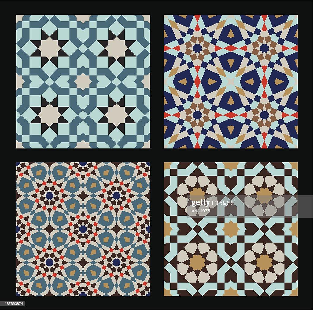 Rashid Pattern Set