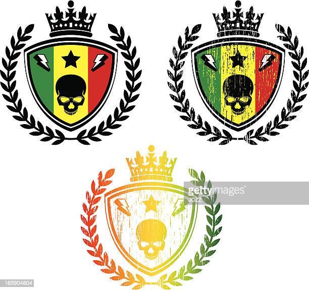 rasta kingdom shield