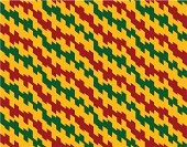 rastafarian stripes